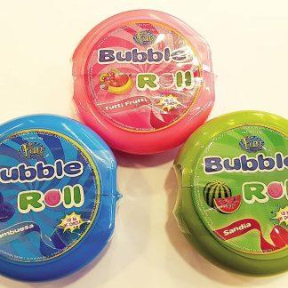 Bubble roll - chicle en rollo